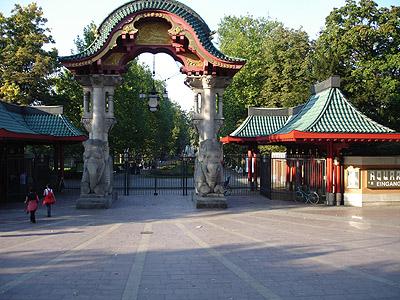 Berliini Eläintarha