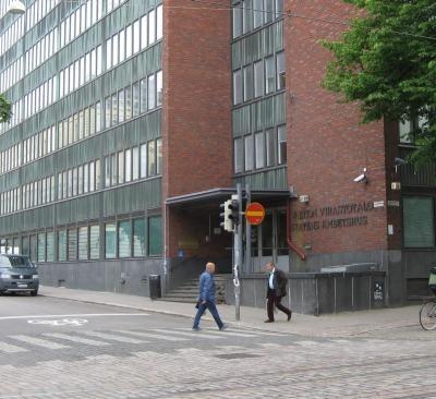 Helsingin Maistraatti Vihkiminen