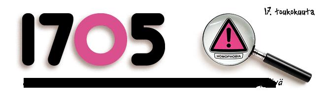 Kansainvälinen homo-, trans- ja bifobian vastainen päivä 17.5.