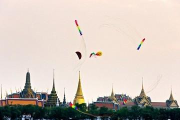 Aasian suku puoli Thaimaa