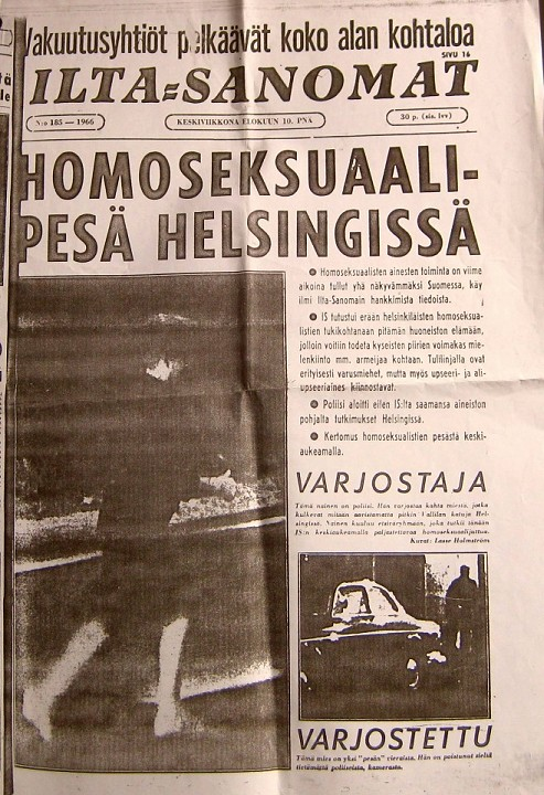 Suku puolen tarinoita ensimmäinen homo