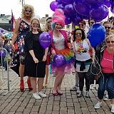 Vilkasta pridekesää 2018 vol 1: Helsinki Pride