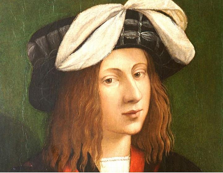 Nuori leonardo da Vinci