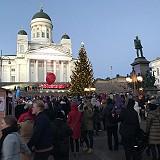 Helsinki valmistautuu jouluun