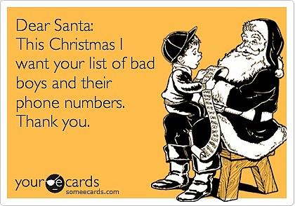 Paras toive Joulupukilleni.