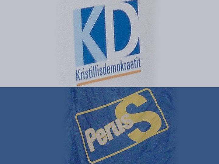 Kristillisdemokraatit ja Perussuomalaiset ovat löytäneet toisensa.