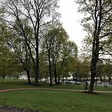 Helsingissä sataa