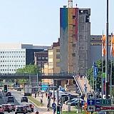 Sateenkaaret valtaavat Helsingin keskustan sisääntuloväylät