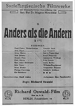 Saksankielinen juliste vuodelta 1919