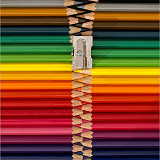 Värikynät ja sateenkaari