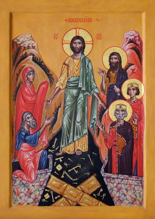 Kristuksen ylösnousemus