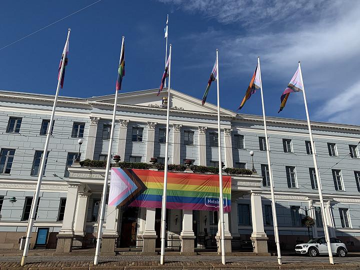 Helsingin kaupungintalo 7.9.2020
