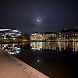 Syysilta Helsingissä