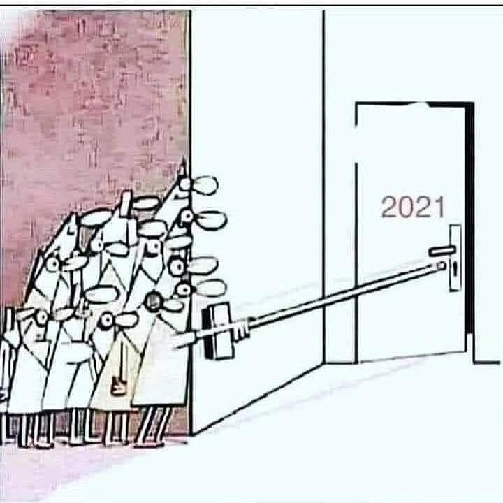 Avataan ovi varovasti tulevalle.