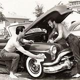 Rock Hudson ja hänen rakkaansa Bob Preble