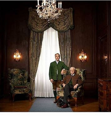 Herttua Franz ja Thomas Greinwald