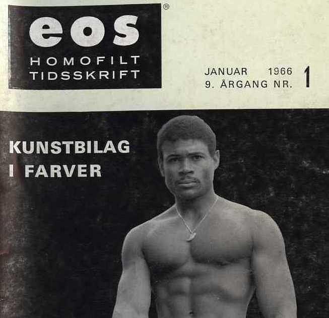 Osa EOSin etusivusta vuodelta 1966
